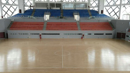 瓮安县体育馆